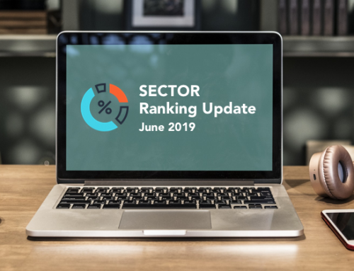 Sector Ranking Update | June 2019