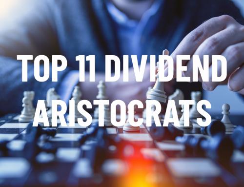 Top 11 Dividend Aristocrats