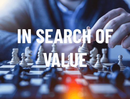 In Search Of Value